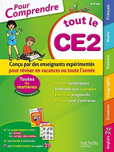 9782012706835: Pour Comprendre Toutes Les Matières CE2