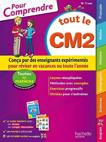 9782012706859: Pour Comprendre Toutes Les Matières CM2