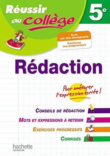 9782012708051: R�ussir Au Coll�ge R�daction 5�