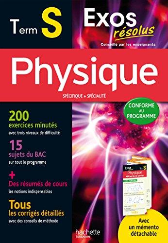 9782012708198: Exos Resolus Physique Term S