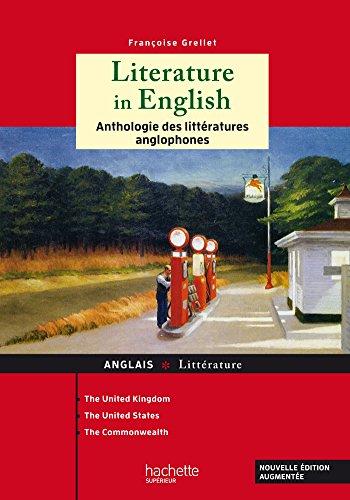9782012709119: Anthologie de la Littérature Anglophone (HU Langues et civilisations)