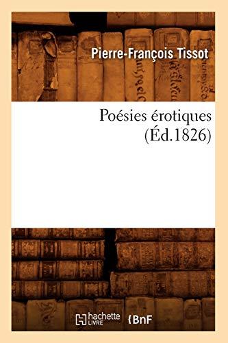 Poesies Erotiques, (Ed.1826): Tissot P. F.