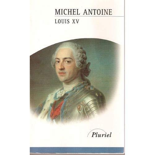 9782012788602: Louis XV