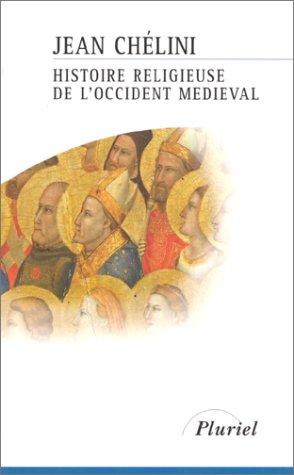 9782012788671: Histoire religieuse de l'Occident médiéval