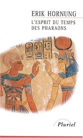 9782012788749: L'esprit du temps des pharaons