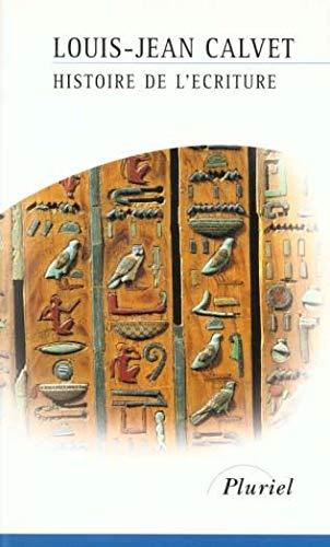 9782012788879: Histoire de l'écriture