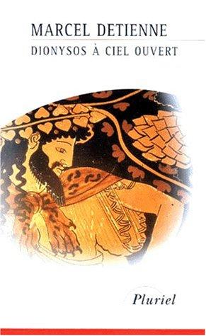 9782012788954: Dionysos à ciel ouvert