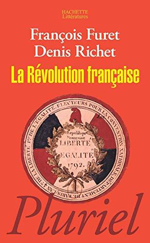 9782012789500: La Révolution française