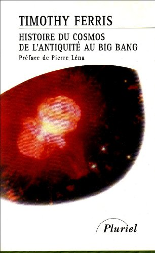 9782012789555: Histoire du cosmos de l'antiquité au big bang