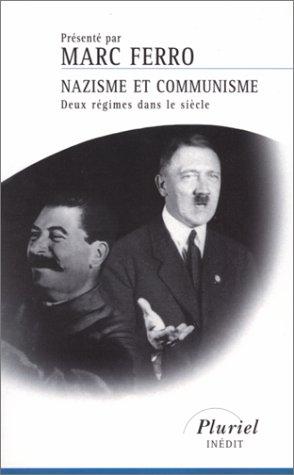9782012789616: Nazisme et communisme : Deux régimes dans le siècle