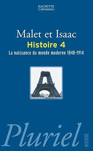 Histoire : Tome 4, La naissance du: Jules Isaac; Albert