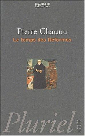 9782012791350: Le temps des reformes (Pluriel)