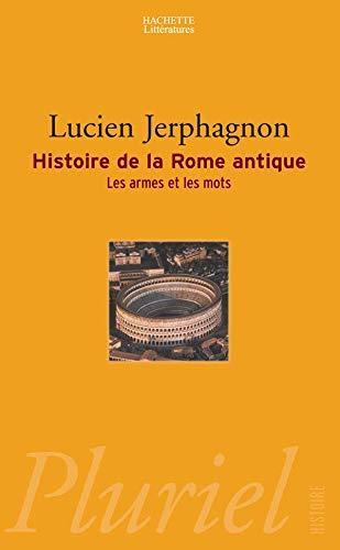 9782012791770: Histoire De LA Rome Antique (French Edition)