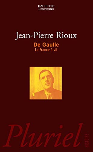 9782012792258: De Gaulle (French Edition)