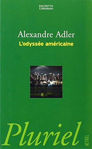 ODYSSÉE AMÉRICAINE (L'): ADLER LÉO