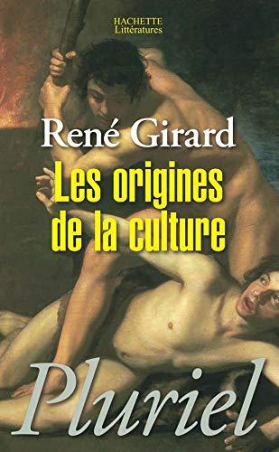 9782012792975: Les Origines De LA Culture (Pluriel)