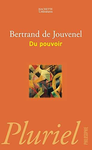 9782012793064: Du Pouvoir (Pluriel)