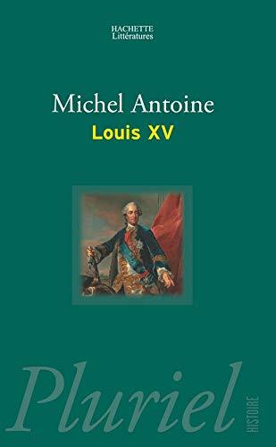9782012793132: Louis Xv