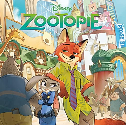 Zootopia, Disney Monde Enchante