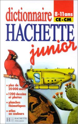 9782012804715: Dictionnaire Hachette Junior Ans