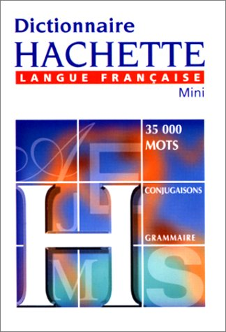 Dictionnaire mini, langue fran?aise: n/a