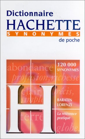 9782012804920: Dictionnaire des synonymes