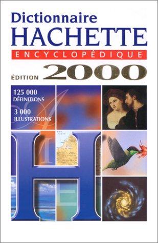 9782012804975: Dictionnaire Hachette encyclopédique etrennes 2000 (Education)
