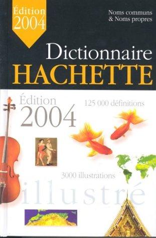 9782012805354: Dictionnaire Hachette 2004 (Export)