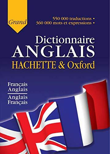 9782012805408: Le grand dictionnaire Hachette-Oxford français-anglais et anglais-français