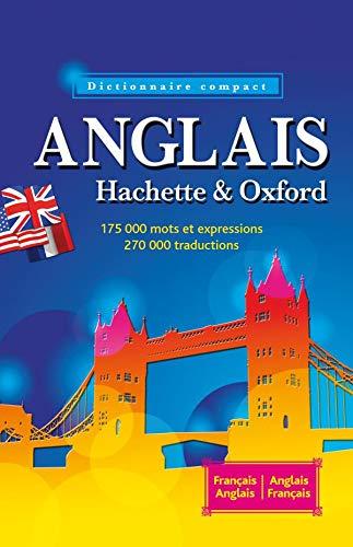 Dictionnaire compact francais-anglais et anglais-francais Hachette et: Collectif