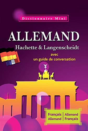 9782012814288: Dictionnaire Mini Français-Allemand Allemand-Français