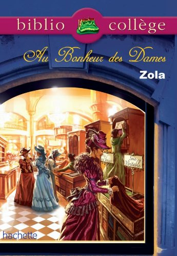 9782012814554: BIBLIOCOLLEGE - Au bonheur des dames - nº 78