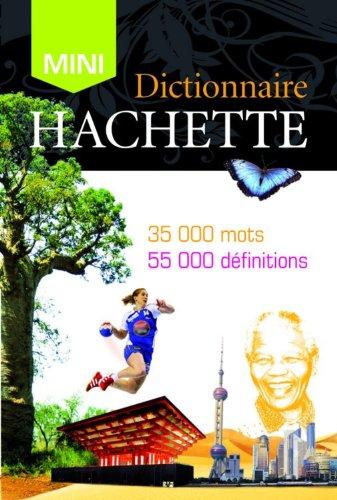 9782012814615: Mini Dictionnaire Hachette Français