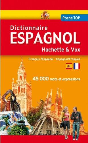 9782012814912: Dictionnaire Espagnol Hachette Vox : Français-espagnol, espagnol-français