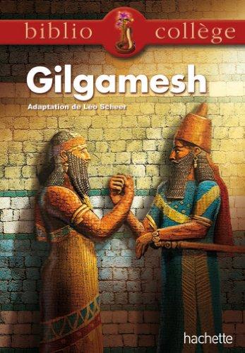 9782012815056: BIBLIOCOLLEGE - Le récit de Gilgamesh