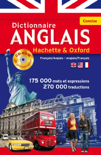 9782012815407: Dictionnaire Anglais Hachette Oxford Concise [anglais et francais - French and English dictionary] (French Edition)