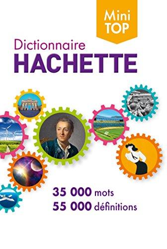 9782012815476: Mini Top Dictionnaire Hachette Français