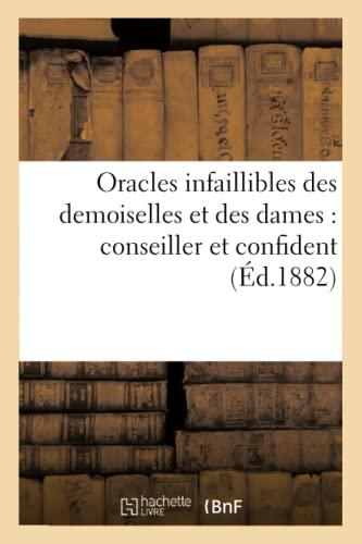 Oracles Infaillibles Des Demoiselles Et Des Dames: Th Lefevre
