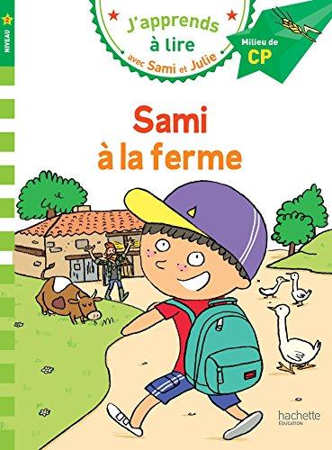 9782012903838: Sami et Julie CP Niveau 2 Sami à la ferme
