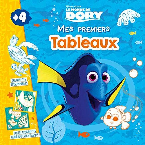 Le Monde de Dory, MES PREMIERS TABLEAUX: Hachette Jeunesse