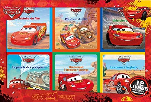 9782012906433: Disney - Cars - Coffret 12 Livres