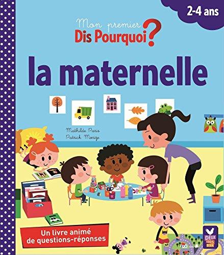 ÉCOLE MATERNELLE: PARIS M