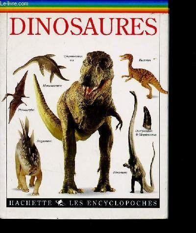 9782012913813: Les encyclopoches : les dinosaures