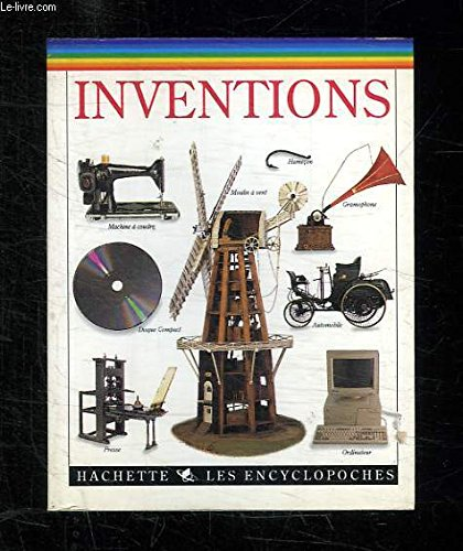 9782012913844: Les encyclopoches : les inventions