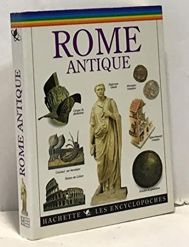 9782012913868: Rome antique
