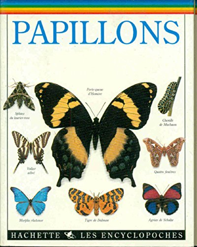 9782012916562: Les encyclopoches : papillons