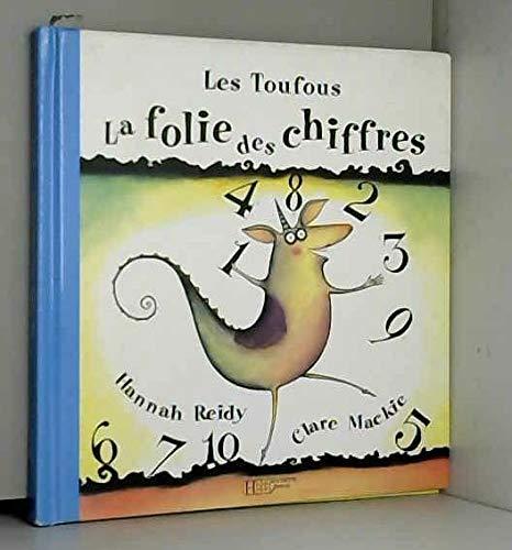 9782012917293: Les Toufous : La folie des chiffres