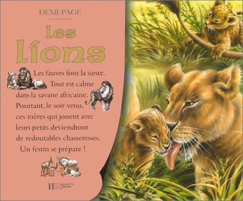 9782012918351: Les Lions