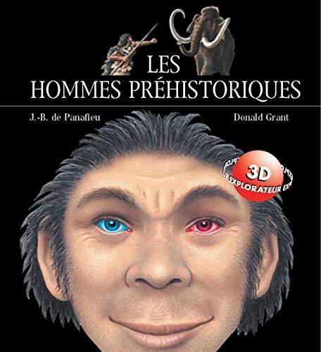 9782012919525: Les hommes préhistoriques
