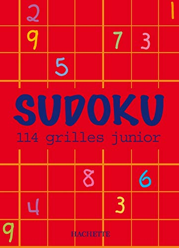 9782012920200: Sudoku : 114 Grilles junior